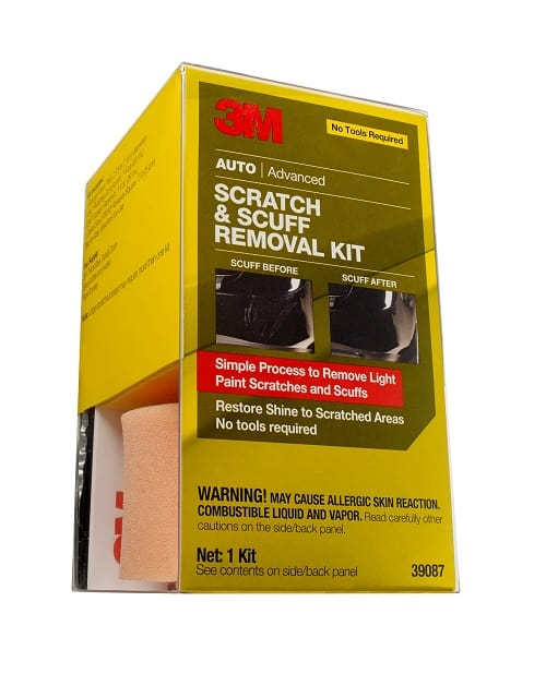 3M Scratch and Scuff Removal Kit