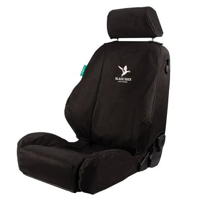 Black Duck Car Seat Covers