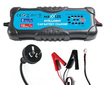 Maxxlee Smart Battery Charger