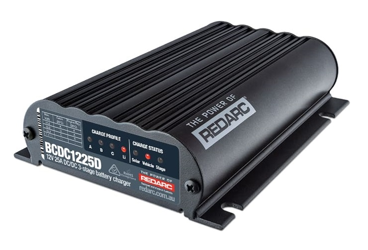 Redarc BCDC1225D DC to DC Charger